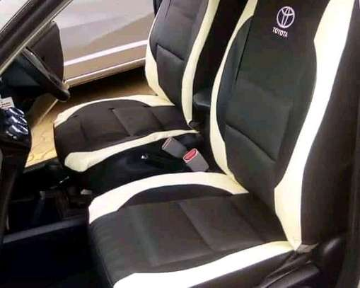 Nissan Car Seat Covers image 4