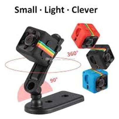 SQ11 Mini Camera HD Camcorder Night Vision 1080P image 2