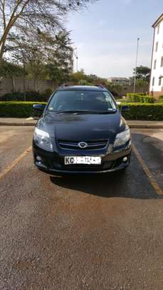 Toyota Fielder Sport X for Hire image 2