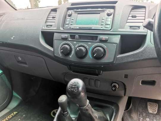 Toyota Hilux 2.5 D-4D Double Cab image 7