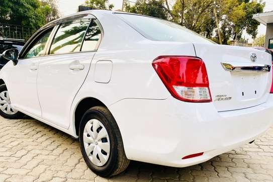 Toyota Axio image 4