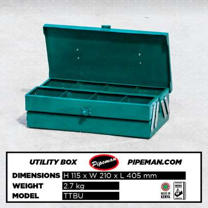 Pipeman, Utility ToolBox image 4