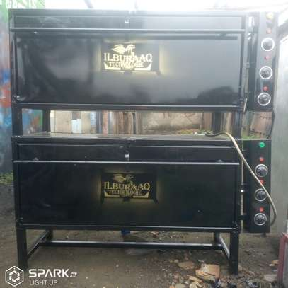 Commercial electric oven image 1