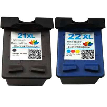 HP inkjet refilling 21 and 22 cartridges image 9