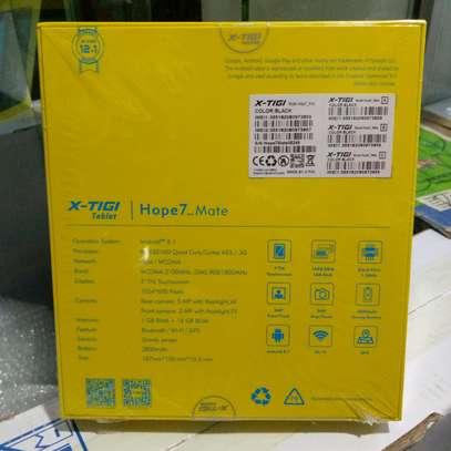 7 inch X-Tigi Hope 7 Tablet 32gb 1gb ram Android V8.1 image 2
