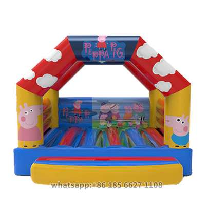 china bouncing castle dry slide manufacturer directly sale inflatable games