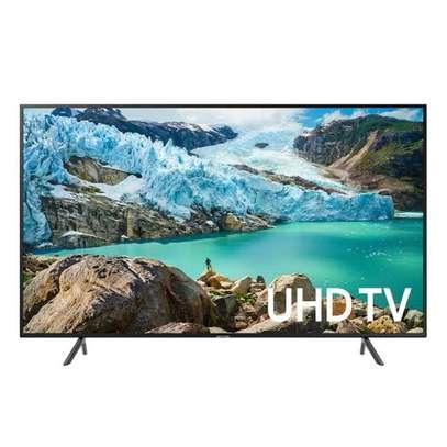 Samsung 55 inches Smart UHD-4K Frameless Digital 55TU8000 Tvs image 1