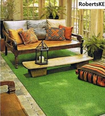 home decor permeable nonskid grass carpet image 1