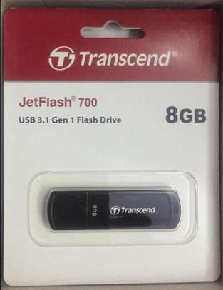 Transcend 8GB Flashdisk image 1