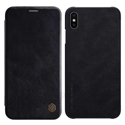 Nillkin Qin Series Leather Luxury Wallet Pouch For iPhone XR and iPhone XS Max image 3