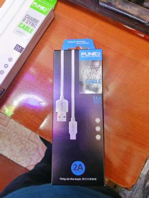 Lightning Quick/Fast Charge Type-c USB Cable - Punex Brand image 2