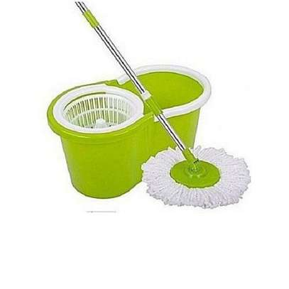 360 Rotating - Spin Mop & Bucket Set image 1