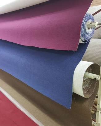 RED WALL TO WALL CARPETS 4MM THICKNESS image 4