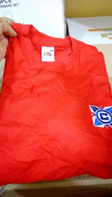 Soft cotton Casual T-shirts image 1