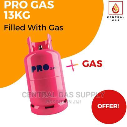 PRO Gas 13kg With Gas. image 1