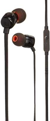 JBL T110 In Ear Headphones image 1