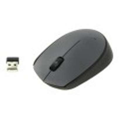 Logitech  Wireless mouse M170 image 1