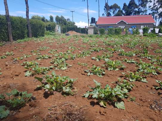 3/4 acre Limuru Ngarariga Kwa Rufas. PRIME LAND FOR SALE
