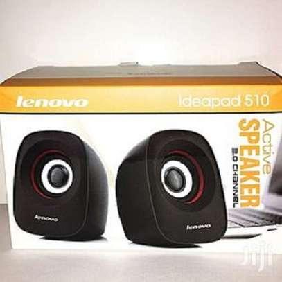 extenal usb computer speakers image 1