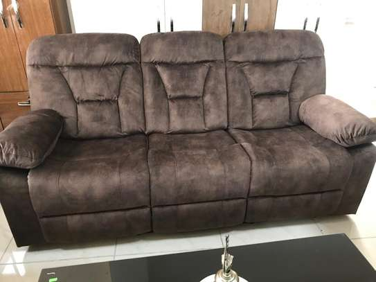 Affordable fabric recliner sofa sets image 6