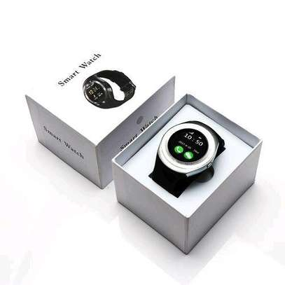 Smart Y1 Phone Watch with camera and toolKit - Black