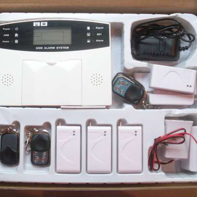 Smart Home Alarm System Wireless, image 1