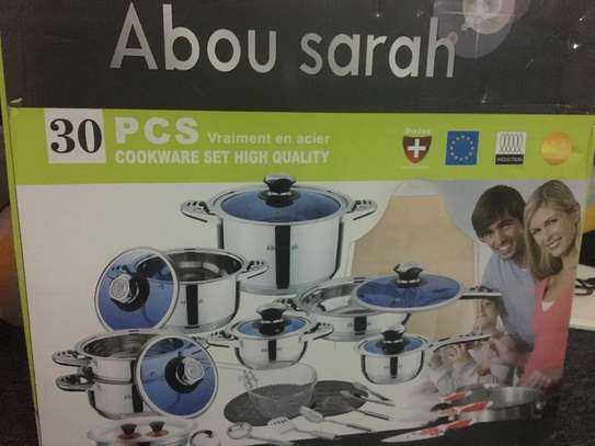 Imported high quality cookware