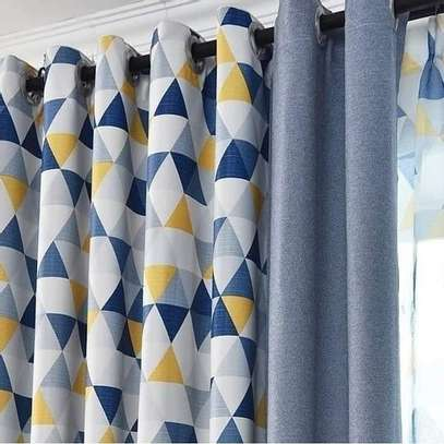 ADORABLE DOUBLE-SIDED CURTAINS AND SHEERS image 9