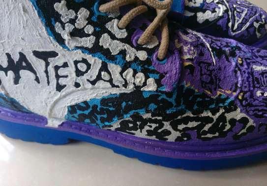 Customised shoes image 3