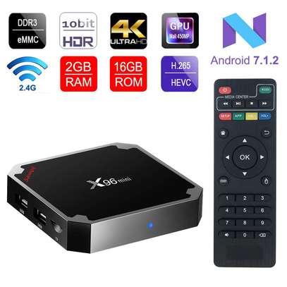 TV Box X96 image 1