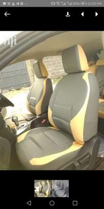 Fitting Car Seat Covers image 7