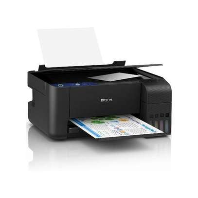 Epson EcoTank L3111 All-in-One Ink Tank Printer (Black)