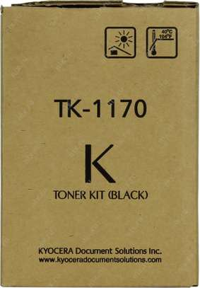 TK 1170 toner for use in Kyocera M2040, M2640dn image 2