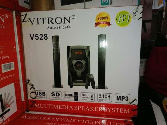 2.1 vitron soundbar with 8000 watts image 2