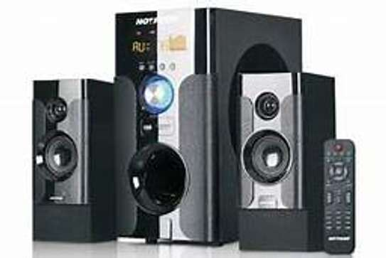 Brand new Von HA11631BT/VES1162ES 2.1 Bluetooth Subwoofer - 116W Product by Hotpoint available nowtpoint