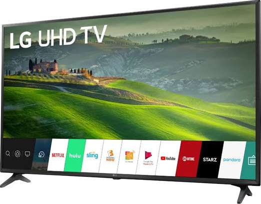 LG 55 inches Smart  UHD-4K Digital TVs image 2