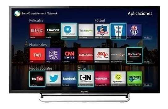 Sony 49 inches digital smart  android X7500 4k tvs image 1