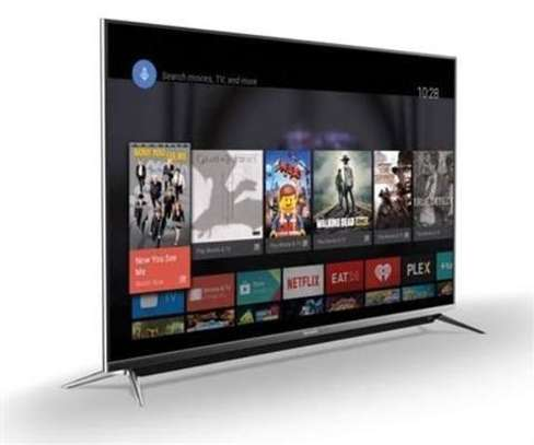 Skyview 55 inches Android Smart Digital 4K Tvs image 1