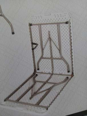 Foldable tables and chairs are available on offer image 3