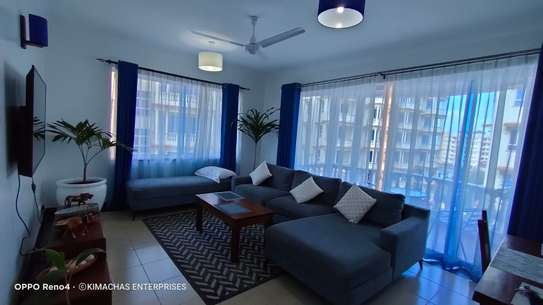 Furnished 2 bedroom apartment for rent in Mkomani image 16
