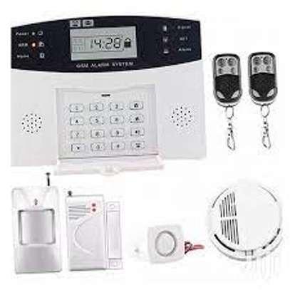 Wireless GSM Home Alarm kit... image 1