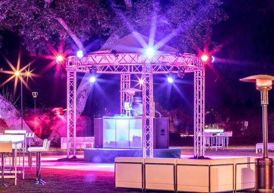 Hire Staging & Truss | Lighting, Sound & Rigging in Nairobi