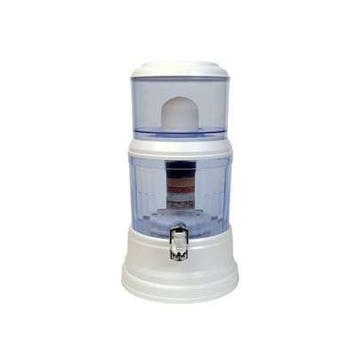 Water Purifier Dispenser - White image 1