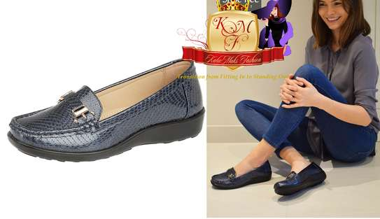 St Austell Ladies Loafer Made in UK