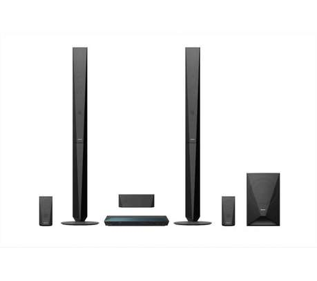 Blu-ray Home Cinema System with Bluetooth BDV-E4100 image 1