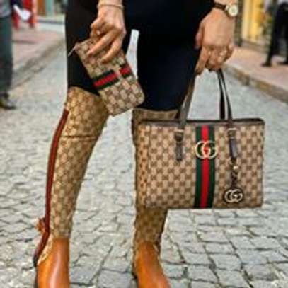 LV THIGH BOOTS