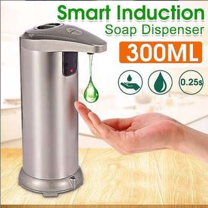 Infra red automatic soap dispenser