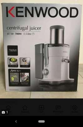 Powerful juicer image 1