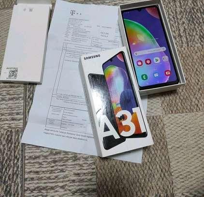 Samsung Galaxy A31 [ 128 Gb Black On Warranty] image 2