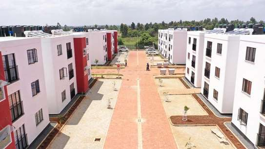 2 Bed Apartment For Rent In Tatu City, Ruiru At Kes 37K image 2